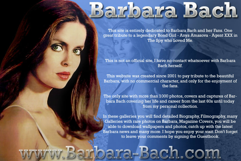 barbara bach bond