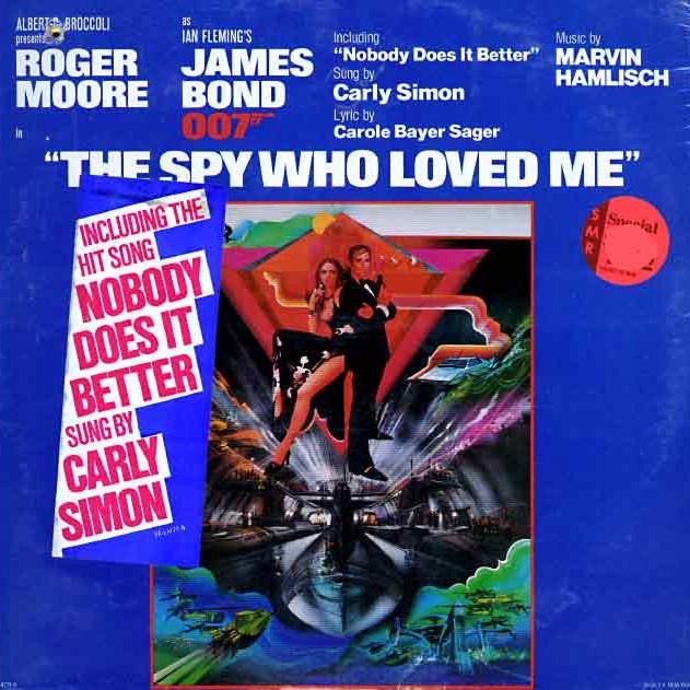 Barbara Bach FansiteThe Spy Who Loved Me Soundtrack Carly Simon